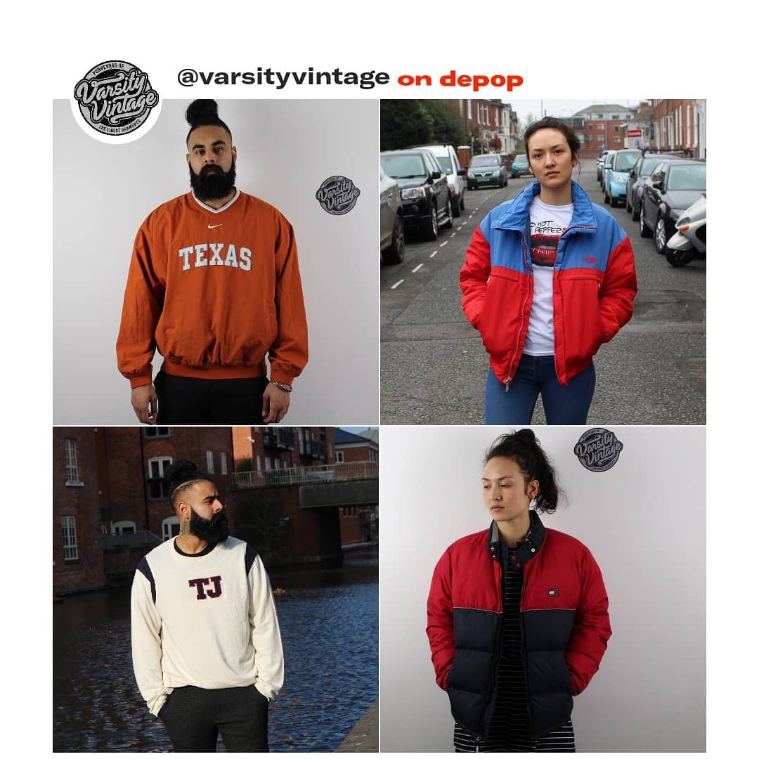 Loads of new heat going live over the next few days 🔥 Depop link in bio 🤙 #vintageclothing #vintagestyle #vintagewear #vintage #tommyhilfiger #tommy #ralphlauren #fashion