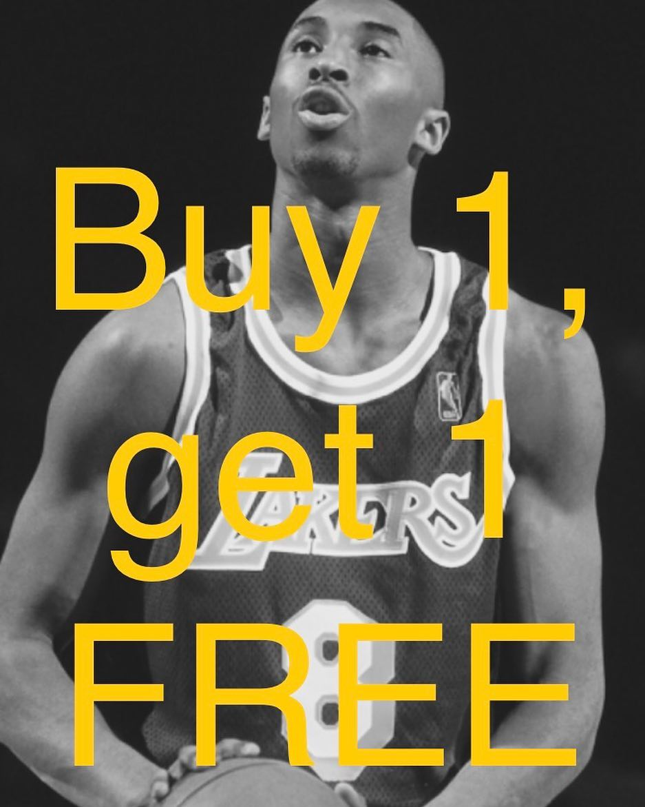 There's still time snag some deals! Everything is buy1, get1 FREE! Sale ends today.