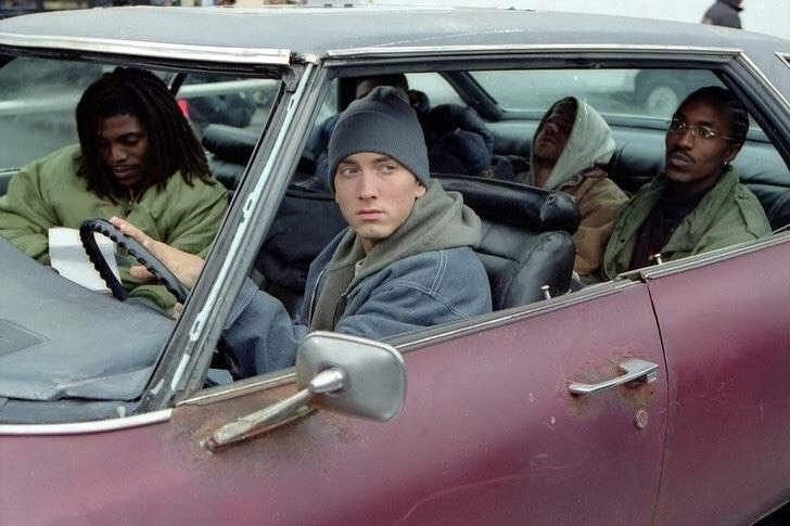 8 Mile✊🏽 #8Mile#Eminem#SlimShady#HipHop#Detroit#HipHopCulture#Culture