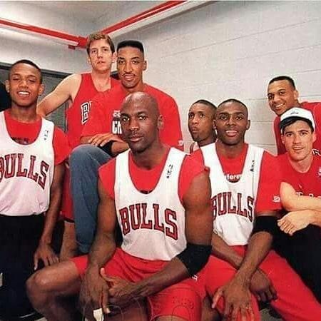 Squad! #DaBulls