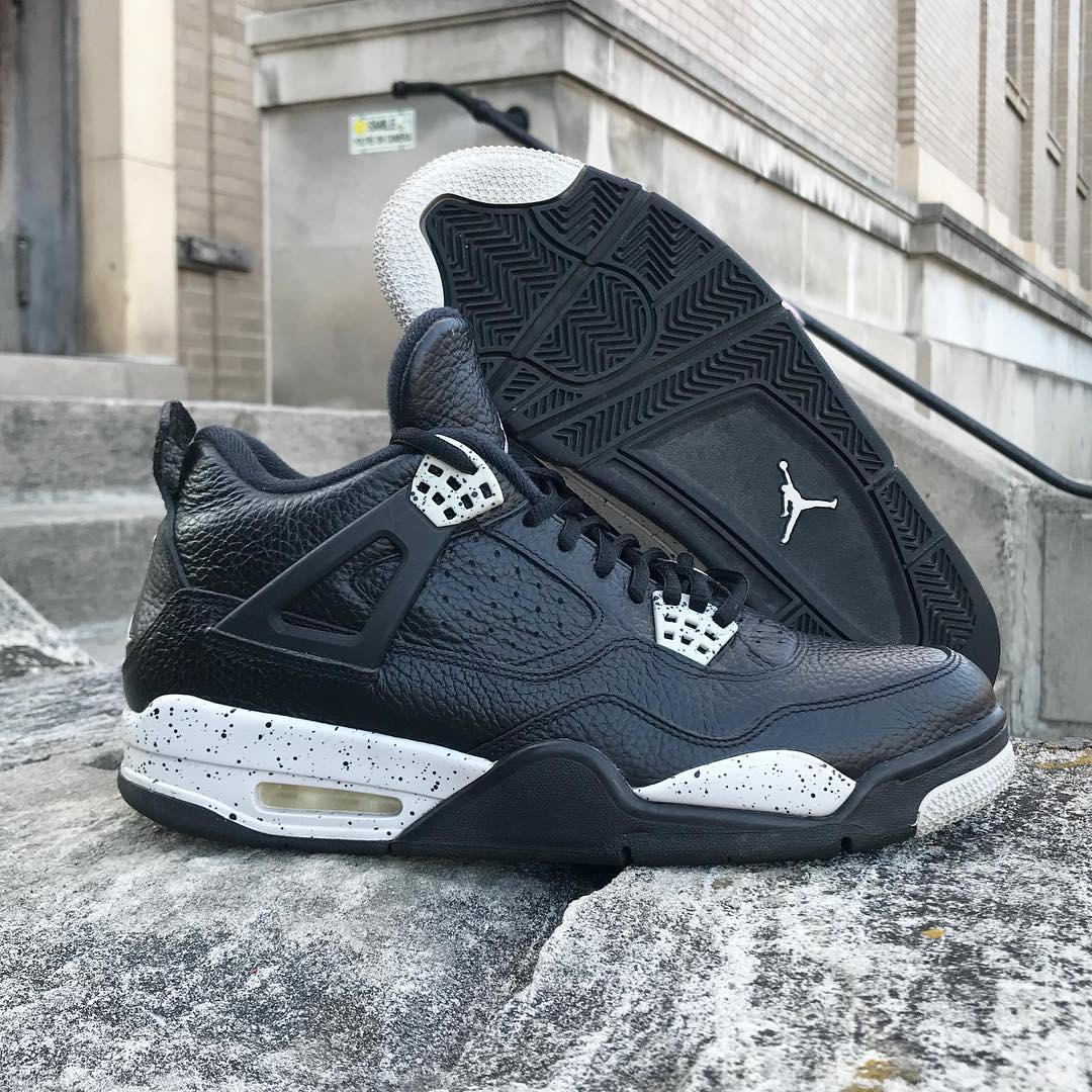 Jordan Oreo 4s. Size 9.5. $120. DM to purchase 😎